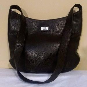 Handbags - The Sak women's brown leather purse